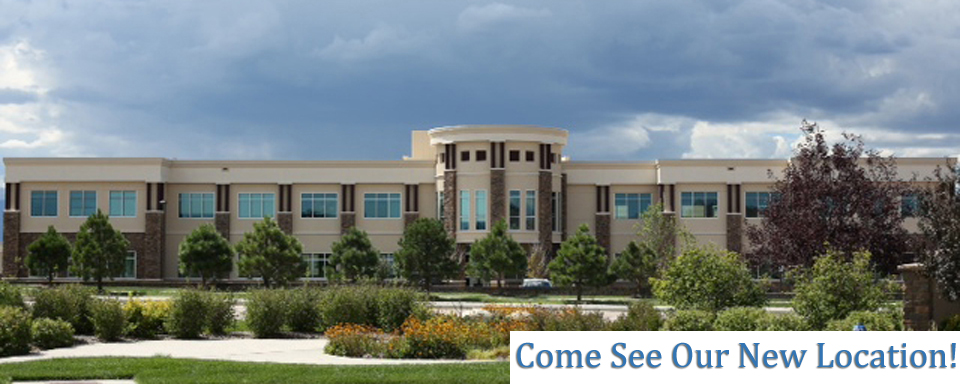 Colorado Eye Institute New Location